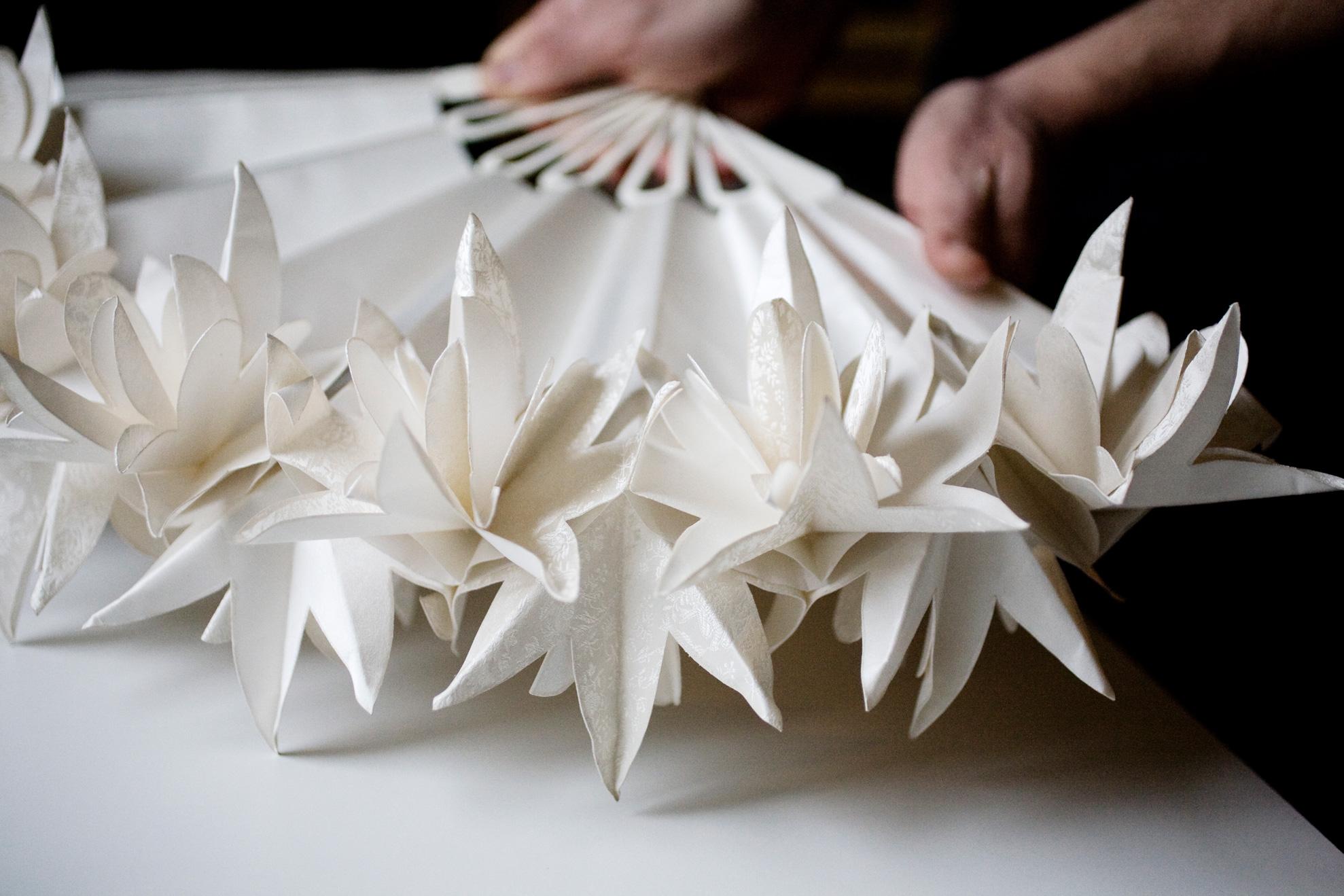 Éventailliste: un artisan d'art au savoir-faire méconnu
